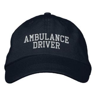 Boné Motorista da ambulância