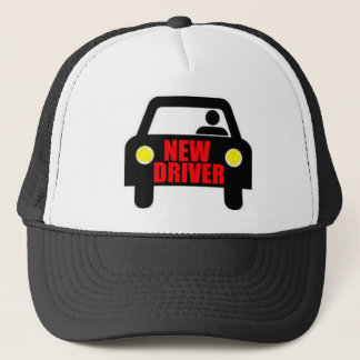Boné Motorista novo