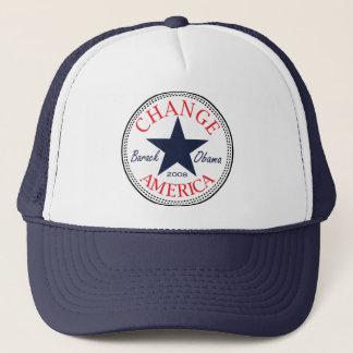 Boné Mude o chapéu de América