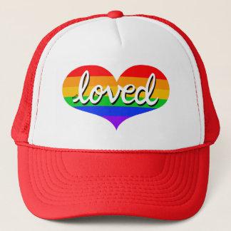 Boné Muito amou - o chapéu