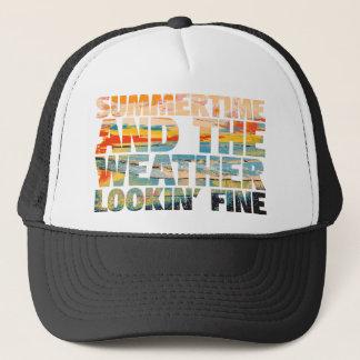 Boné Multa de Lookin do tempo do verão