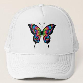Boné Multi borboleta colorida