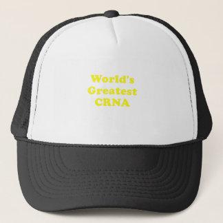 Boné Mundos o grande CRNA