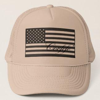 Boné Na extremidade nós ganhamos o chapéu
