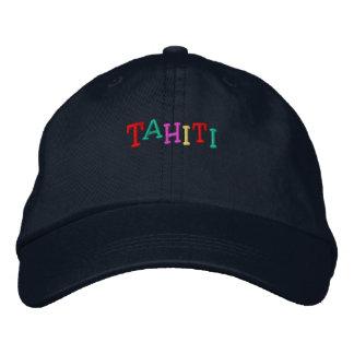 Boné Namedrop Nation_Tahiti multi-colorido
