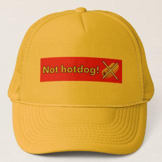 Boné Não chapéu do Hotdog
