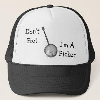Boné Não desgaste, mim são chapéu de APicker