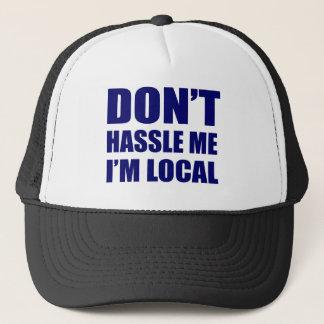 Boné Não discute eu que eu sou local