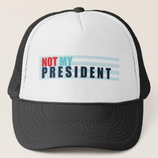 Boné Não meu presidente Camisa