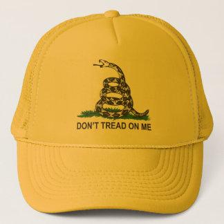 Boné Não pise em mim o chapéu