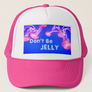 Boné Não seja chapéu da geléia