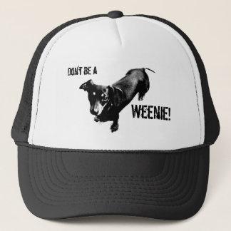 Boné Não seja um Weenie!