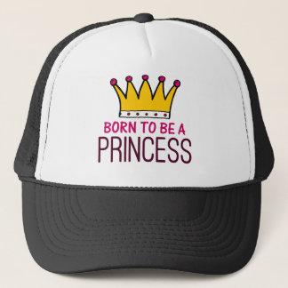 Boné Nascer a ser uma princesa