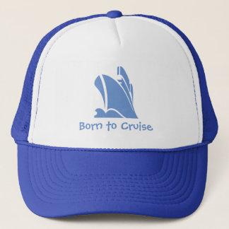 Boné Nascer ao cruzeiro. Um chapéu para o amante do