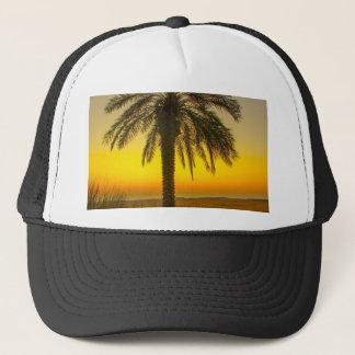 Boné Nascer do sol da palmeira