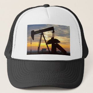 Boné Nascer do sol de Jack da bomba de poço de petróleo