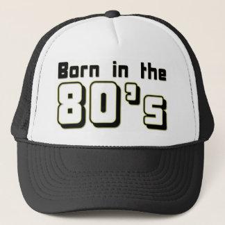 Boné Nascer no anos 80