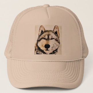 Boné Natureza do lobo