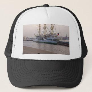 Boné Navio alto RIM e submarino