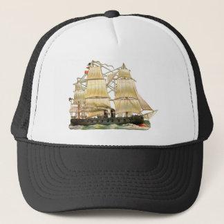 Boné Navio antigo