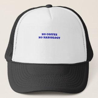 Boné Nenhum café nenhuma radiologia