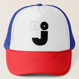 Boné NENHUM chapéu do camionista do suco