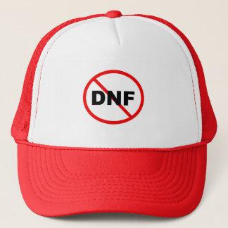 Boné Nenhum DNF