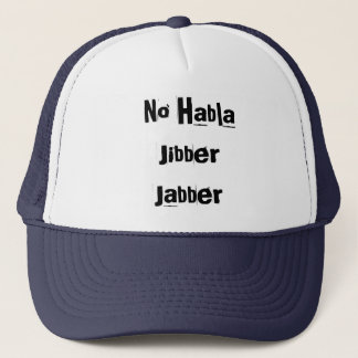 Boné Nenhum HablaJibberJabber