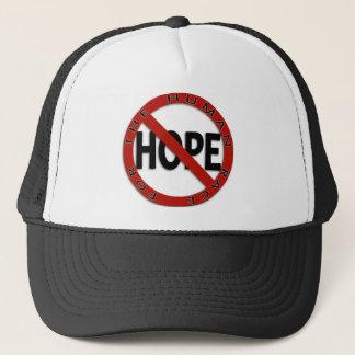 Boné Nenhum sinal da esperança