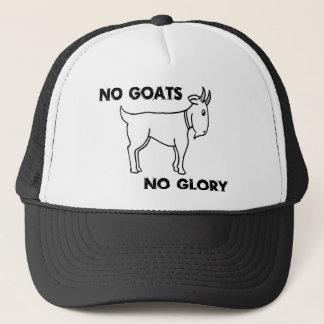 Boné Nenhumas cabras nenhuma glória