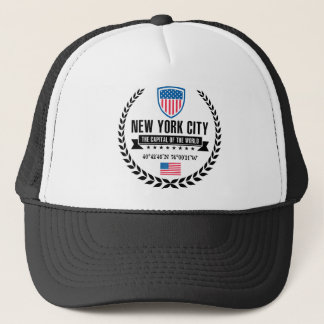 Boné New York
