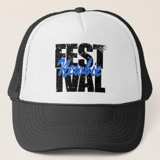 Boné Newbie do festival (preto)