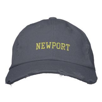 Boné Newport Rhode - chapéu da ilha
