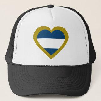 Boné nicaragua-heart.