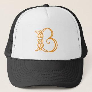 Boné Nó celta B inicial personalizado
