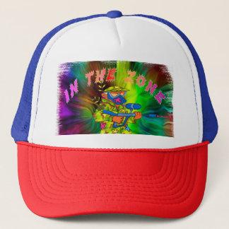 Boné No chapéu do camionista do Paintball da zona