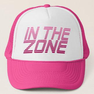 Boné No chapéu do costume da ZONA
