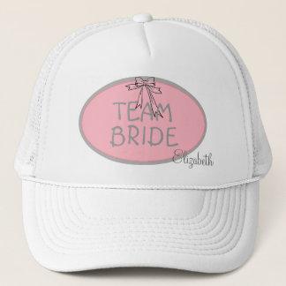 Boné Noiva da Dama de honra-Equipe personalizada
