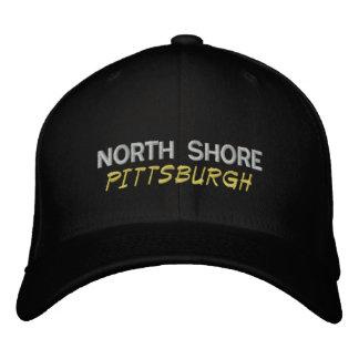 Boné norte da bola da costa de Pittsburgh