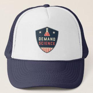 Boné Nós as pessoas da ciência da procura em América