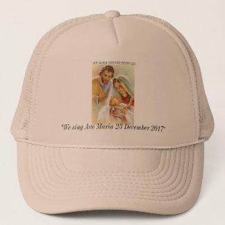 Boné Nós cantamos avenida Maria o chapéu do camionista