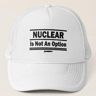 Boné Nuclear não é uma opção