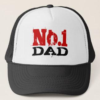 Boné Numere 1 no. do chapéu | do camionista do pai 1
