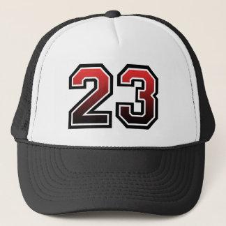 Boné Número 23