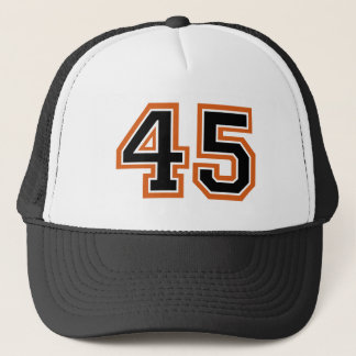 Boné Número 45