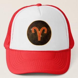 Boné O Aries Stars o chapéu