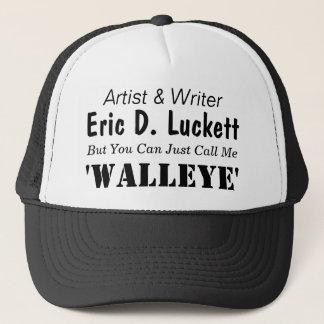 Boné O artista & o escritor, Eric D. Luckett, mas você