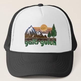 Boné O atlas do Gulch de Galt Shrugged o chapéu