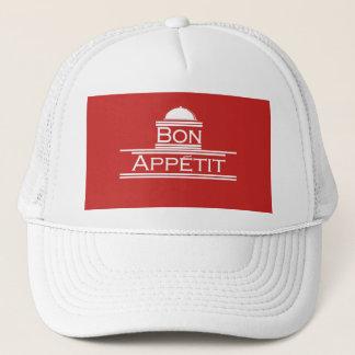 Boné O Bon Appetit-Aprecia sua refeição