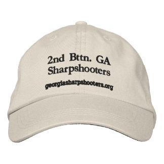 Boné ò Bttn. Sharpshooters de GA, georgi… -